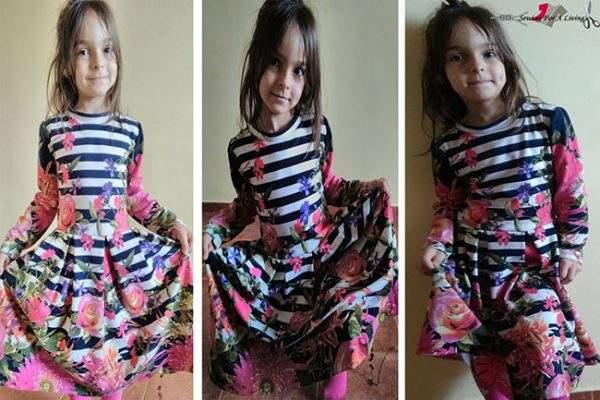 free sewing pattern girls