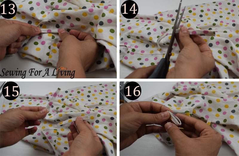 sewing belt loops